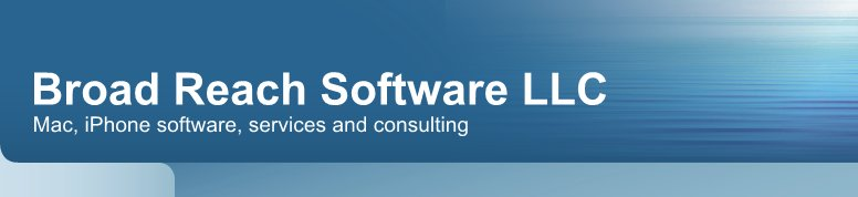 Broad Reach Software LLC - iPad, iPhone, Android, Mac software and product development
